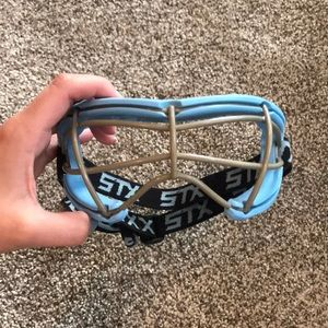 STX field hockey facemask
